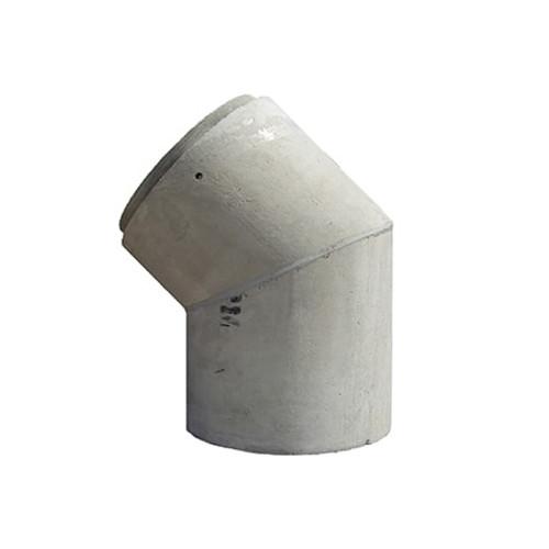 Concrete Pipe Bend.