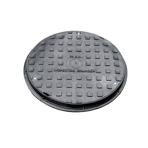 300mm dia WREKiN Polypropylene PPIC Access Cover.