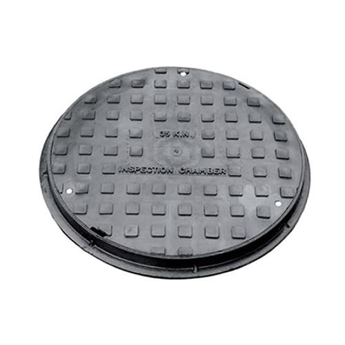 450mm dia WREKiN Polypropylene PPIC Access Cover.