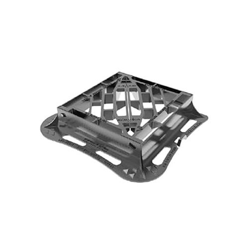 425x425x100mm WREKiN Highway Group 4 Gully Grate.