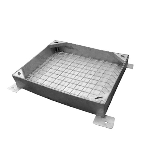 600x450mm Deep Sealed 44tn WREKiN Recessed Tray Access Cover.