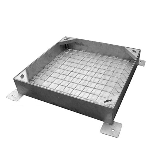 600x600mm Deep Sealed 44tn WREKiN Recessed Tray Access Cover.