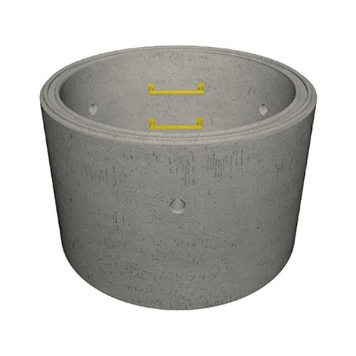 1050 x 750mm Concrete Manhole Ring.