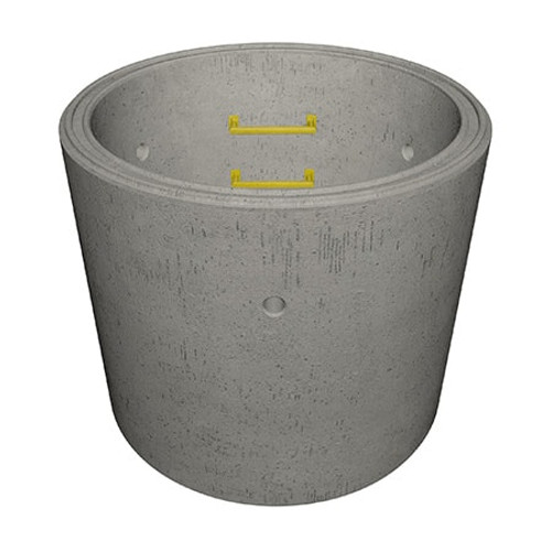 1050 x 1000mm Concrete Manhole Ring.