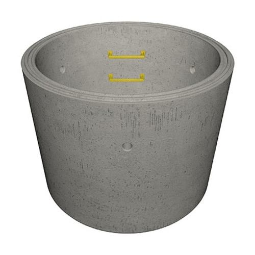 1200 x 1000mm Concrete Manhole Ring.