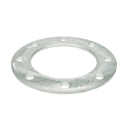 PLASSON ElectroFusion Flange Backing Ring Plated.