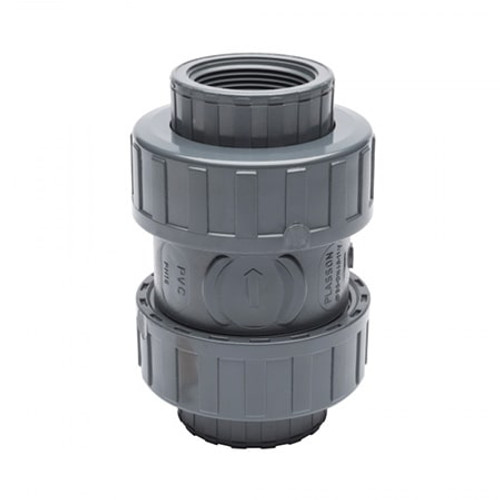 PLASSON Air Release PVC Valve.