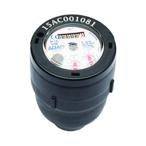 PLASSON Concentric Water Meter.