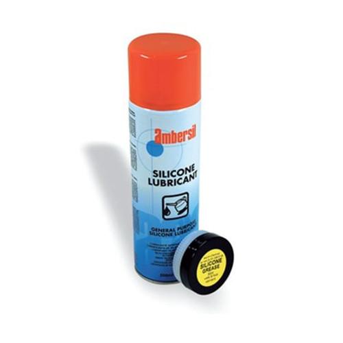 PLASSON Silicone Lubricant.