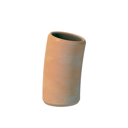 11.25dg Densleeve Plain End Clay Pipe Bend.