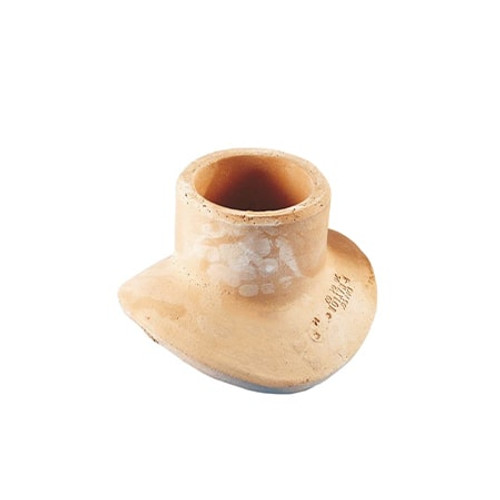 150mm Densleeve Square (90dg) Clay Pipe Saddle.