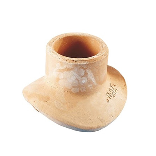 225mm Densleeve Square (90dg) Clay Pipe Saddle.