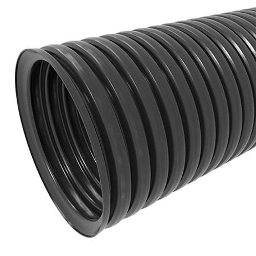 160mm Unperforated Land Drain.