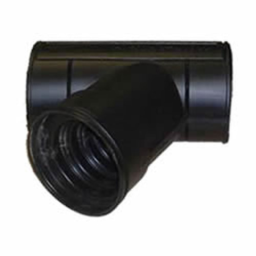 100mm x 60/80/100mm Land Drain Y Junction