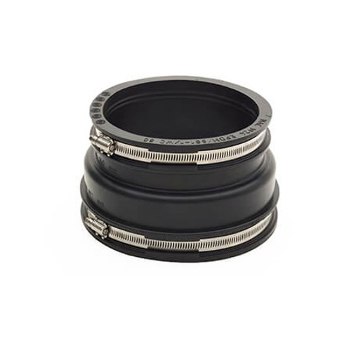 75-89/53-63mm Mission Rubber Adaptor Coupling.