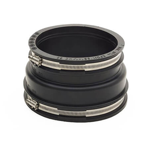 155-170/100-115mm Mission Rubber Adaptor Coupling.