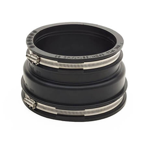 160-180/100-115mm Mission Rubber Adaptor Coupling.