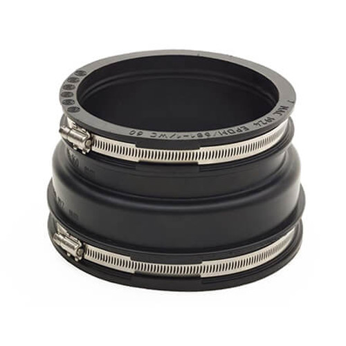 170-192/121-136mm Mission Rubber Adaptor Coupling.