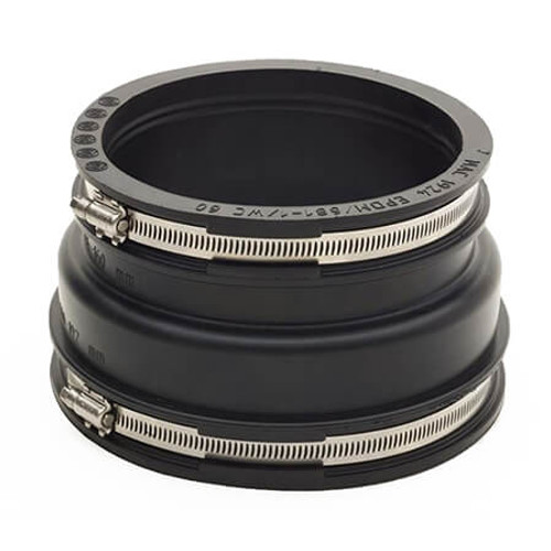 210-235/110-125mm Mission Rubber Adaptor Coupling.