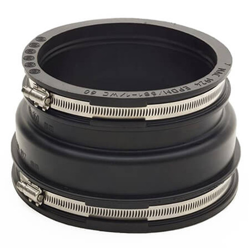 305-330/245-270mm Mission Rubber Adaptor Coupling.