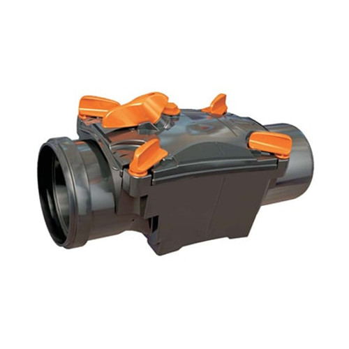 100mm (DN) Mission Double Flap Non-Return Valve
