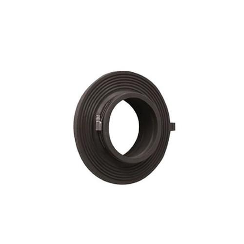 18-25mm (OD) Mission Rubber Puddle Flange.