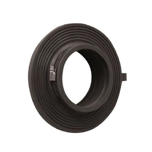120-130mm (OD) Mission Rubber Puddle Flange.