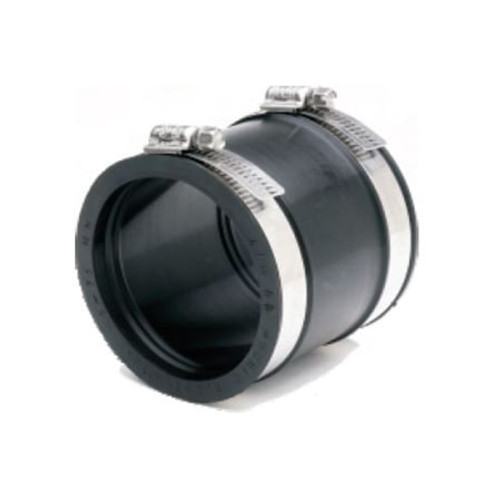 55-65mm Mission Rubber Plumbing Coupler.