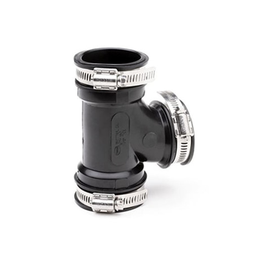 41-48mm Mission Rubber Plumbing Tee.
