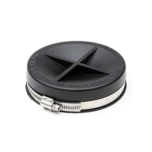 105-115mm Mission Rubber Plumbing End Cap.