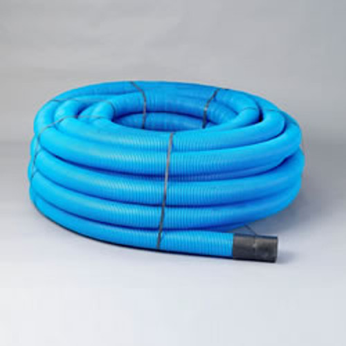 94/110mm Blue Ducting Coil (50m)