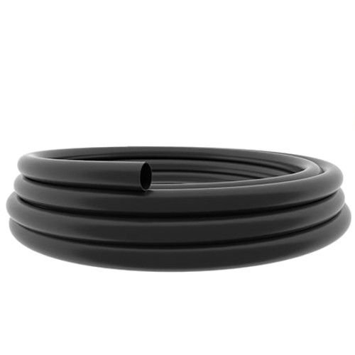 180mm Black PE100 SDR11 Non-Potable Water Pipe 50m Coil.