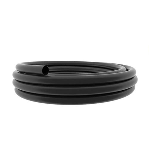 160mm Black PE100 SDR17 Non-Potable Water Pipe 50m Coil.