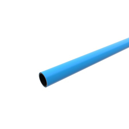 160mm Blue PE100 SDR17 Water Mains Pipe Length.