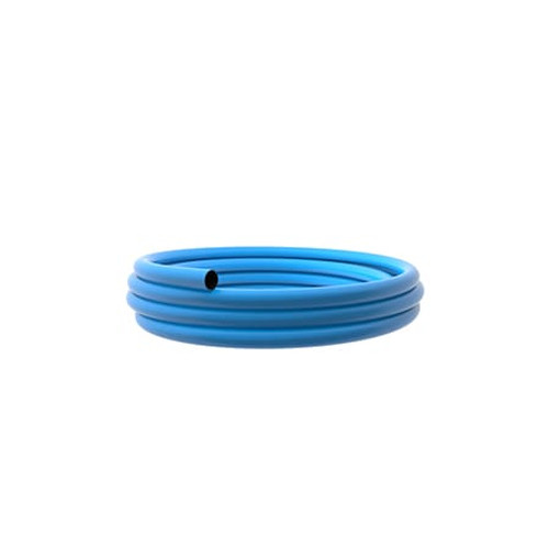 110mm Blue PE100 SDR11 Water Mains Pipe 50m Coil.