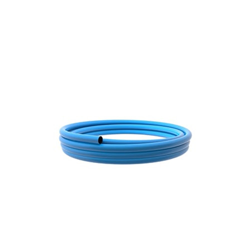 90mm Blue PE100 SDR17 Water Mains Pipe 50m Coil.