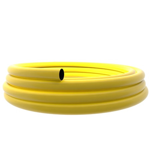 180mm Yellow PE80 SDR17.6 Gas Pipe 50m Coil.