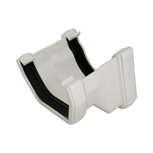 110mm Niagara Ogee to Square Gutter Adaptor - L/H.