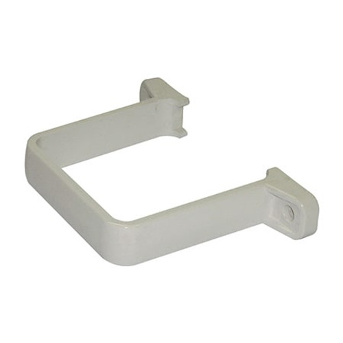 65mm Square Flush Downpipe Clip.