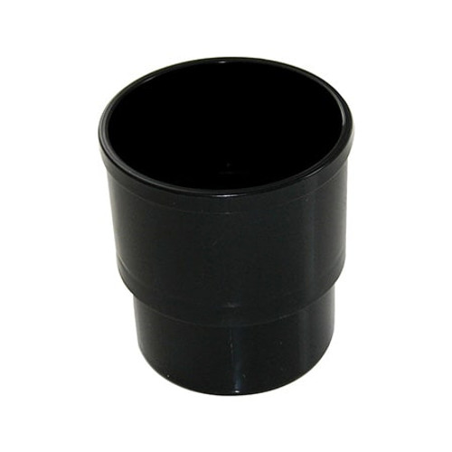 80mm Round Downpipe Pipe Socket.