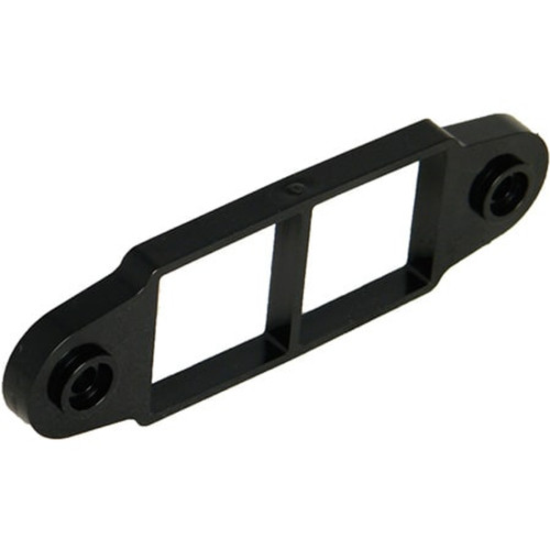 8mm Square Downpipe Spacer Bracket.