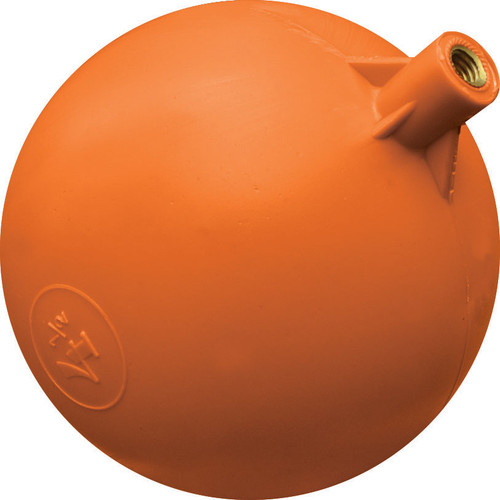 "4 1/2"" Ball Float ."