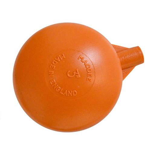 """3"""" Cheese Float (Orange)."""