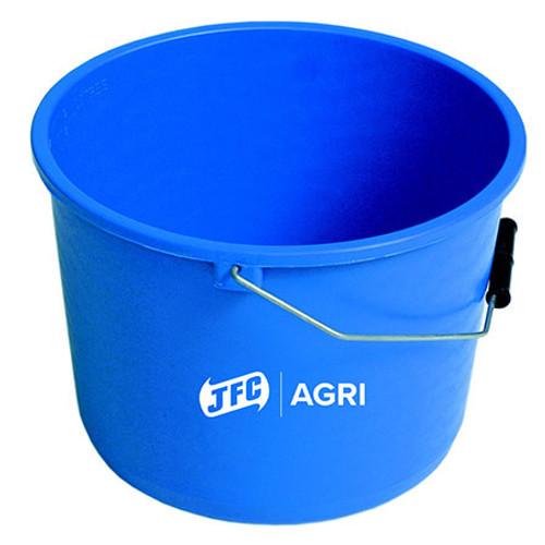 9L Blue Feed Bucket.