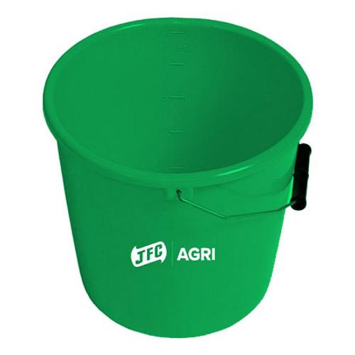 9L Green Feed Bucket.