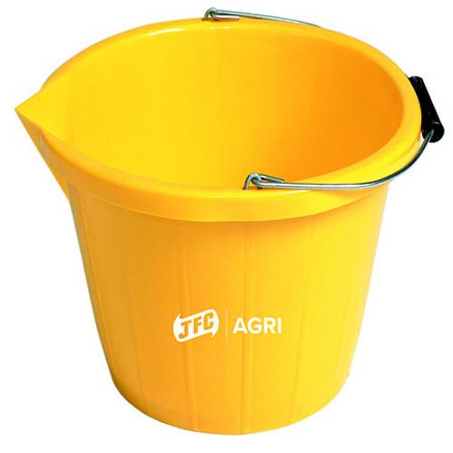 15L Scooper Feed Bucket.