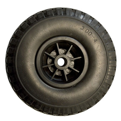 "6 Ply Wheelbarrow Wheel (4.80/4.00 - 8"")."