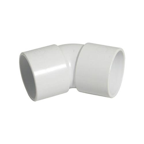 ABS 135dg Bend - White