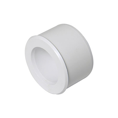 ABS Reducer Fitting - White
