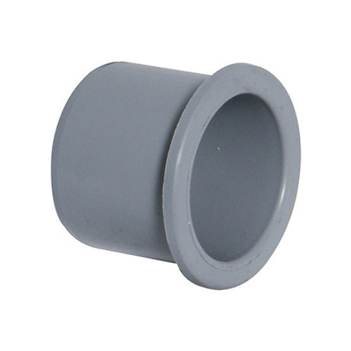 Push-Fit Socket Plug - Grey.